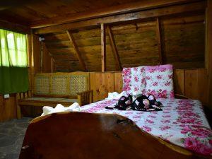 Cómoda cama semi matrimonial